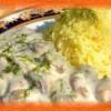 Курица в молочном соусе— рецепт