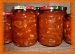 Салат из кабачков на зиму «Армянский»