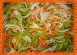 Салат на зиму из зеленых помидоров