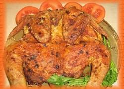 Цыпленок табака на сковороде— рецепт