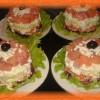 Салат Семга на шубе— рецепт