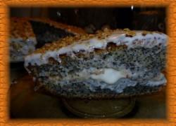 Маковый сметанник— очень вкусный и простой пирог с маком