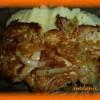 Жареная свинина с луком— настоящий мужской ужин!