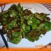 Капуста брокколи жареная с чесноком— рецепт с фото