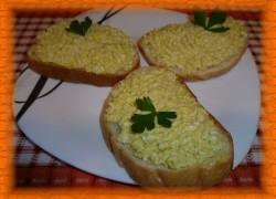 Паштет из яиц для бутербродов— оригинально, просто, вкусно!
