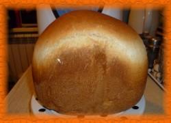 Белый пшеничный хлеб на йогурте— рецепт с фото