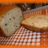 Сметанный хлеб с семечками в хлебопечке— рецепт с фото