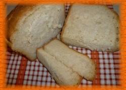 Хлеб на манке в хлебопечке— рецепт с фото