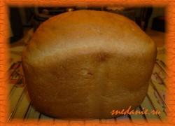 Еще один вариант нарезного батона для хлебопечки— рецепт с фото