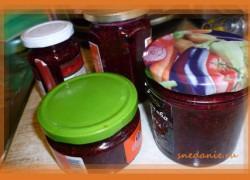 Желе из черной и красной смородины— рецепт с фото