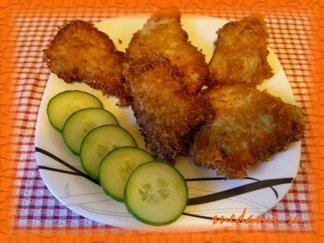 Свинина с сыром - оригинальная отбивная, рецепт с фото