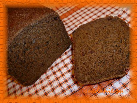 Бородинский хлеб из готовой смеси - рецепт с фото