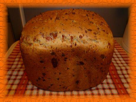 Кукурузный хлеб с сыром и прованскими травами в хлебопечке - рецепт с фото