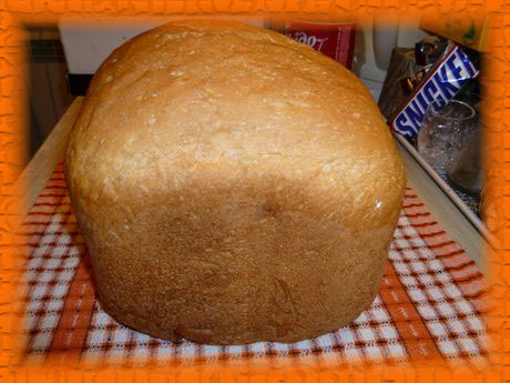 Хлеб на говяжьем бульоне