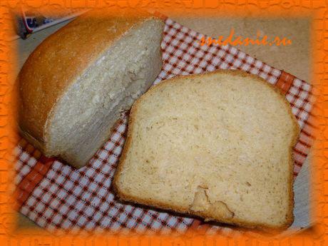 Хлеб на говяжьем бульоне в хлебопечке - рецепт с фото