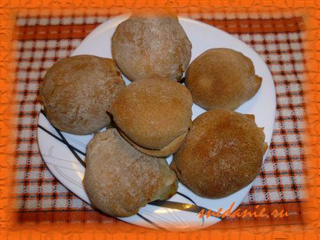 Суперские пирожки с картошкой, рецепт с фото