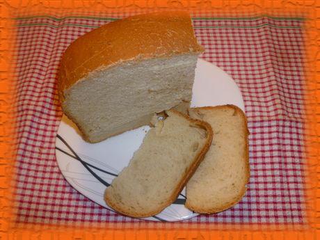 Хлеб на маринаде в хлебопечке